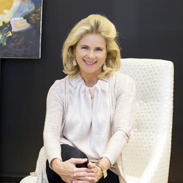 Einrichtungsberaterin und Inhaberin Susanne Muthesius